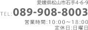 愛媛県松山市石手4-6-9